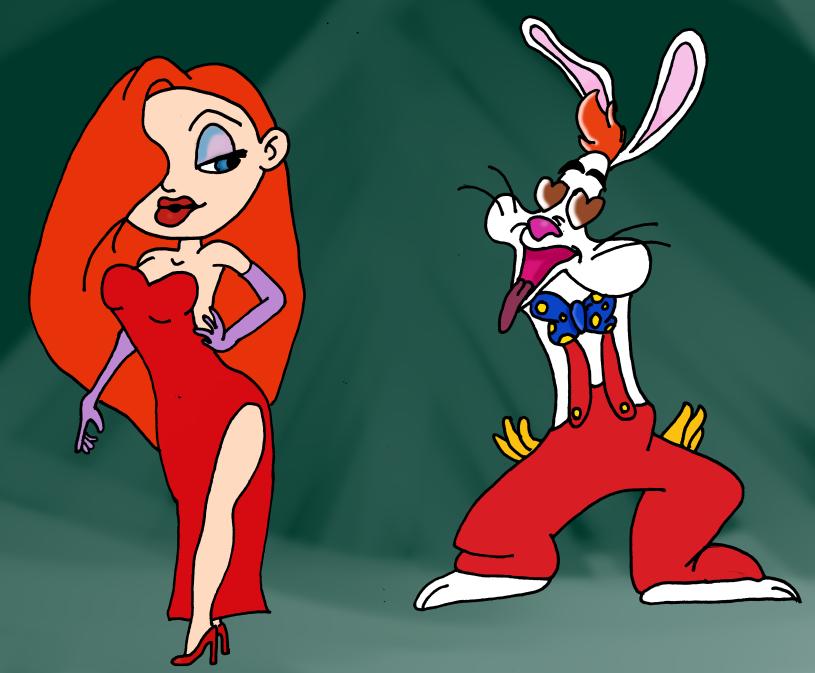 Quién engaño a Roger Rabbit? Clásico instantáneo. – Palabras desde ...